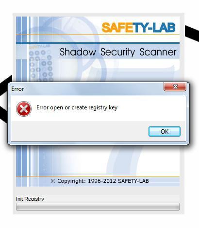 shadow security scanner инструкция